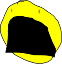 Yellow Face Frown Talk0005