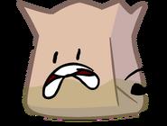 Barf bag wiki pose
