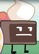Cake in BFB 3