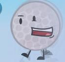 Golff ballll