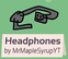 Headphones bfb 02 rc background