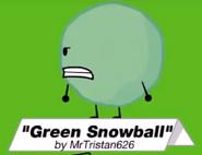 Rc Green Snowball