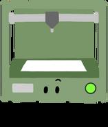3D Printer AnonymousUser