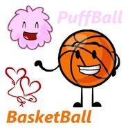 BasketBall i PuffBall