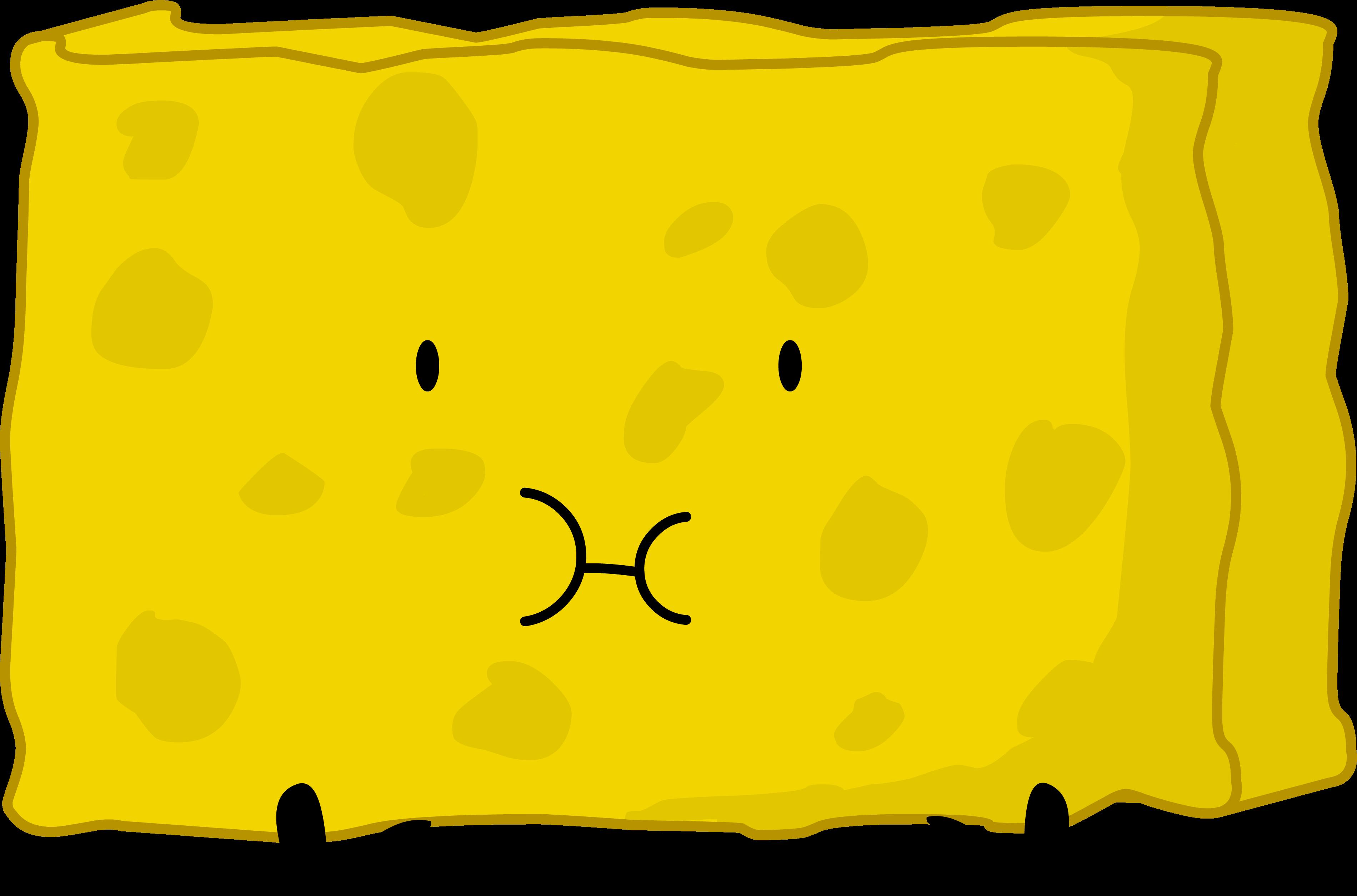 Spongy | Battle for Dream Island Wiki | Fandom