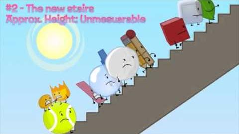 BFDI Trivia 16 Tallest Structures in BFDI