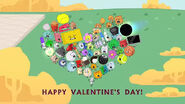 Happy Valentine's Day BFB