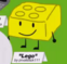 Lego brick's brother jk