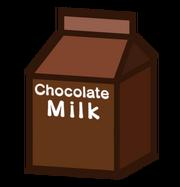 Chocolate milk!