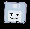 P&B FloppyDisk Pose