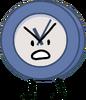 Clock angry