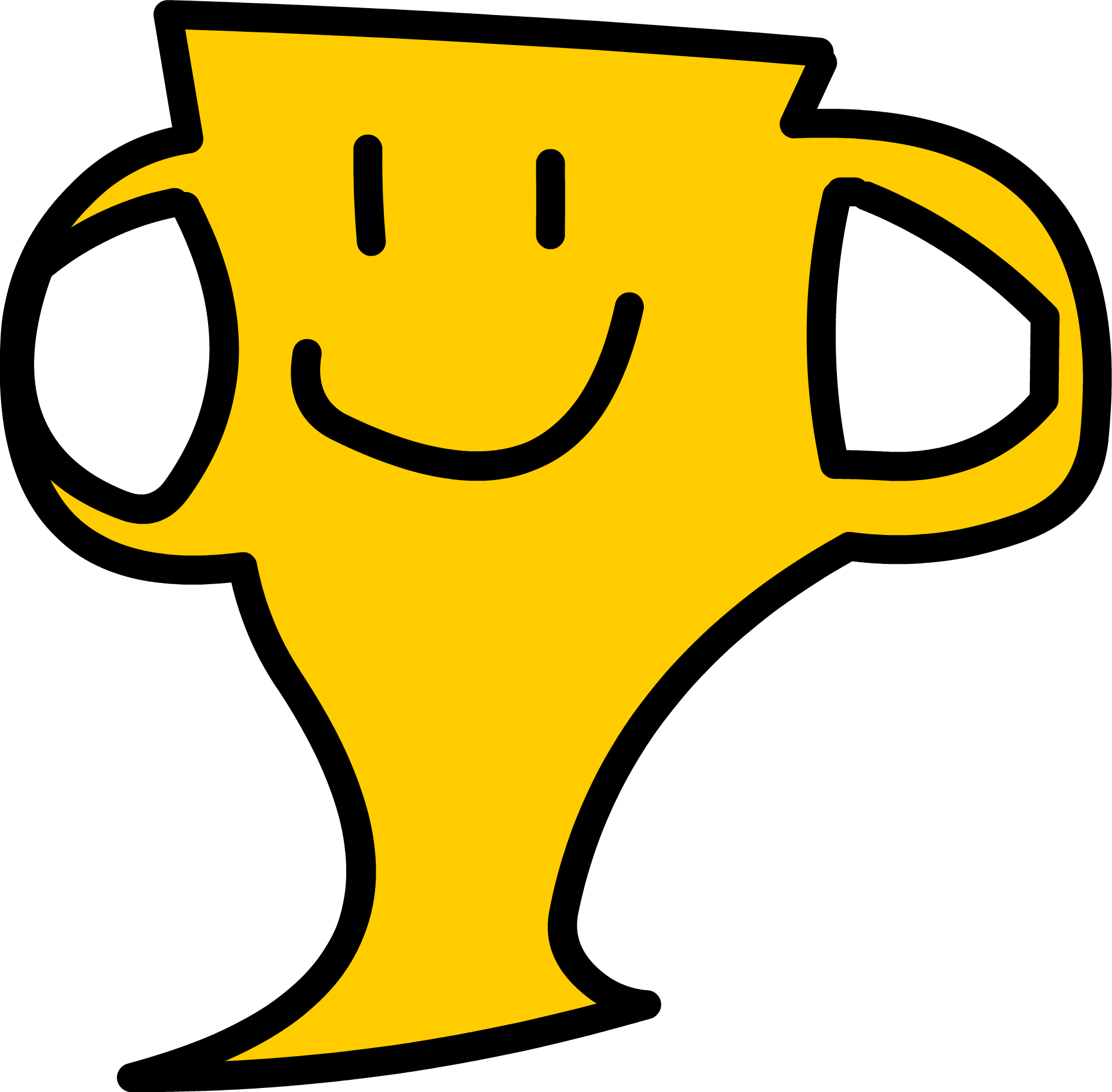 SmileyTrophy BFDI24