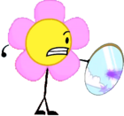 Flower's Unhappy Face