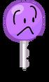 Lollipop frightended