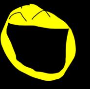 Yellow Face Smile 2 Talk0005