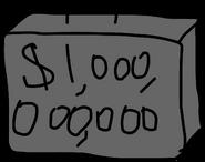 Rc One Billion Dollar Case