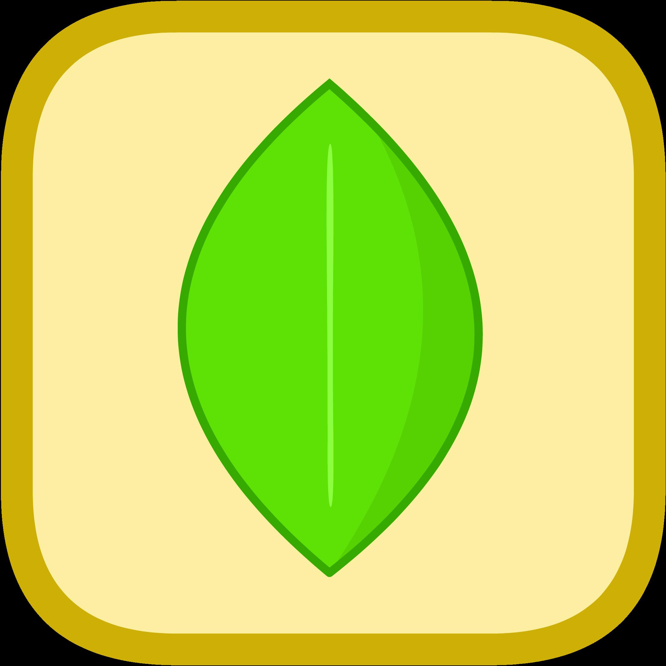 Leafy Cube
