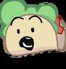 Taco scared 3