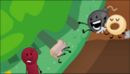 BFB14 but with a red guy