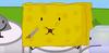 Spongy stabbed