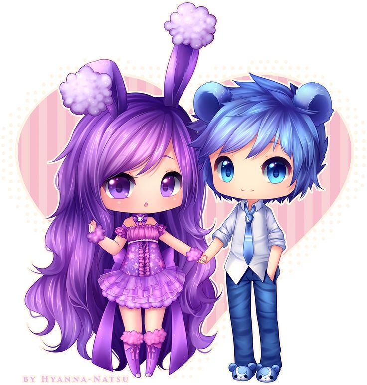 1fa6db88637757a1ab737083fb8d380b Soft Shading Chibi Anime Couple Clipart 736 773jpeg