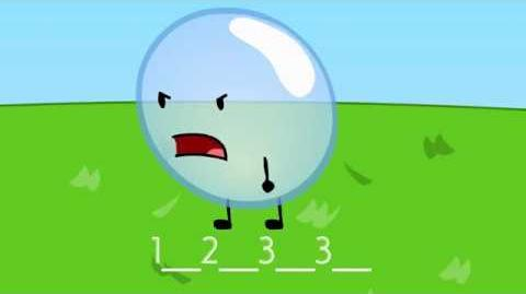 BFDI Bubble has a Sparta Extendend Remix Easy Version