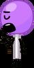 Lollipop in BFB 1