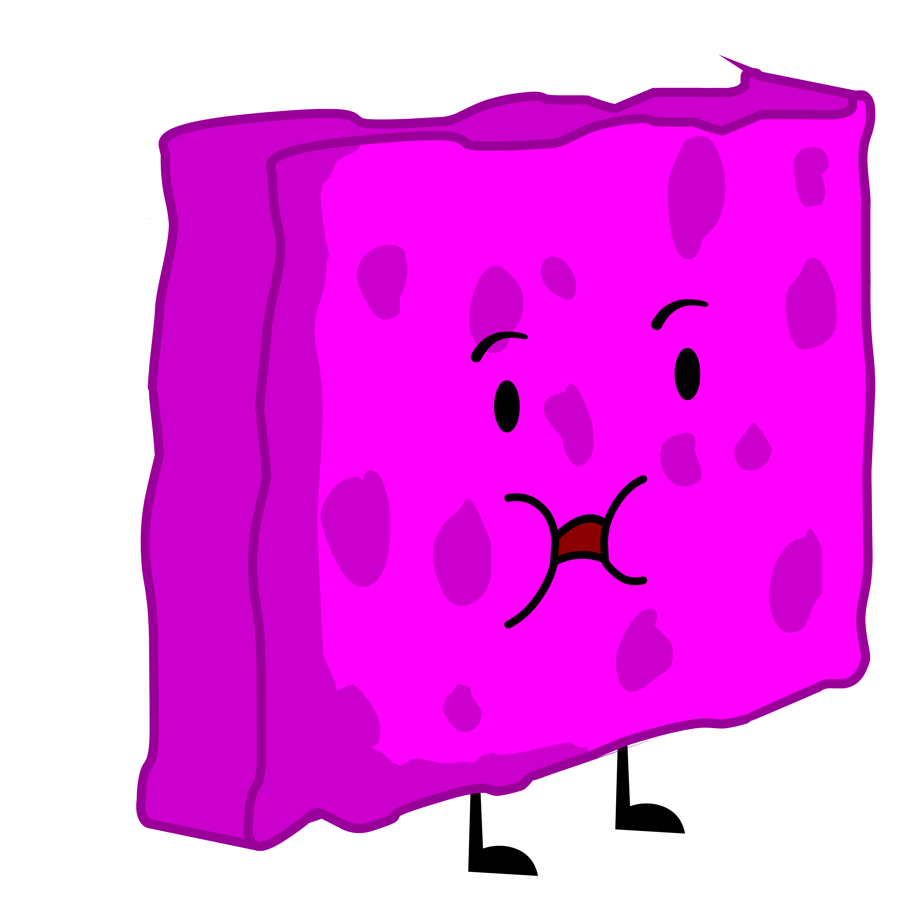 Rc Pink Spongy