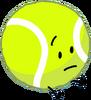 Tennis ball what