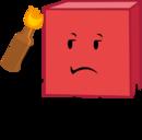 Blocky's IDFB character