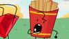 Fries shocked