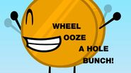 Wheel ooze a hole bunch remade and why is it lower quality