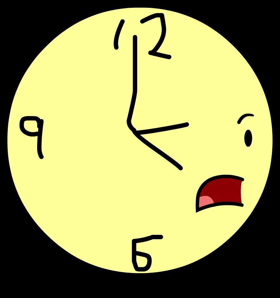 Clock bfdi14
