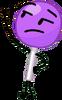Lollipop hand