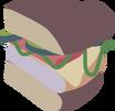 Yarnburger Slice above 2