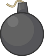 Bomby Front (NEVER USED IN BFDI)
