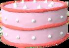 CGI Strawberry Cake