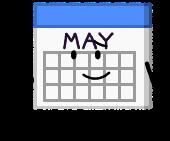 Calendar AnonymousUser