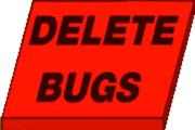 Delete Bugs