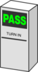 Test Checker Saying Pass