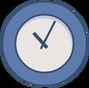 Clock body 2