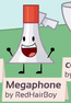 Megaphone bfb 02 rc background