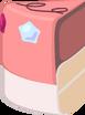 Pinscake slice 1