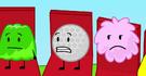 Puffball annoyed