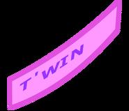 Ribbon fold 2nd half 1