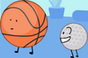 Fluffing superb you funky little basketball