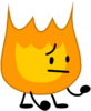 Firey in BFB 11