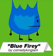 Rc Blue Firey bfdi23
