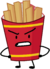 Fries in BFB 12