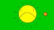 Gumball's Yellow Face